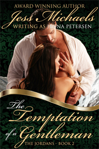 The Temptation of a Gentleman (The Jordans, Book 2)