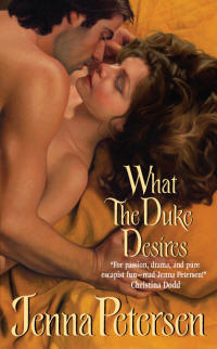 What the Duke Desires (Billingham Bastards 1)