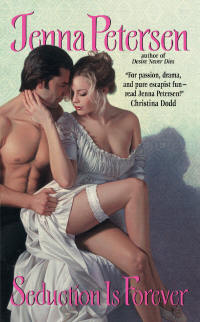 Seduction Is Forever (Lady Spies Book 3)