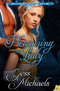 Pleasuring The Lady (The Pleasure Wars, Book 2)