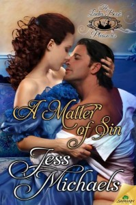 A Matter of Sin by Jess Michaels