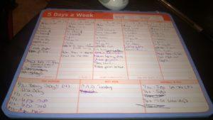 lists