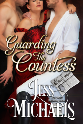 Guarding the Countess by Jess Michaels