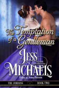 The Temptation of a Gentleman by Jess Michaels writing as Jenna Petersen